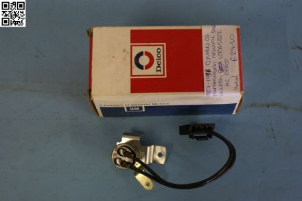 1987-1996 Corvette C4,Neutral Safety Switch Manual,New,Box D